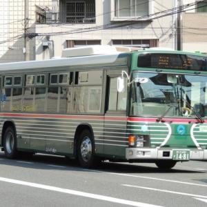 2021/7/28 ①  8:38  朝からレアバス遭遇
