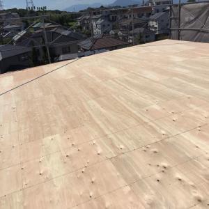 大分市内で新築屋根工をしました☆