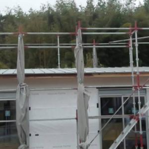 度会郡玉城町で屋根工事をしました!