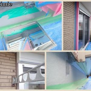 四日市市で雨漏り修理をしました!
