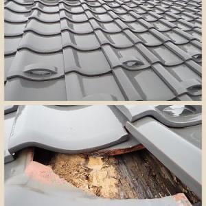 四日市市で屋根調査をしました!