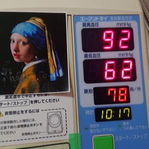 血圧。治らない低血圧。