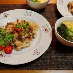 人気検索トップ10&つくレポ☆ステーキ炒飯♪☆♪☆♪