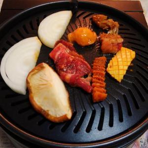 おうちでテイクアウト焼肉&ビビンバ丼♪~♪