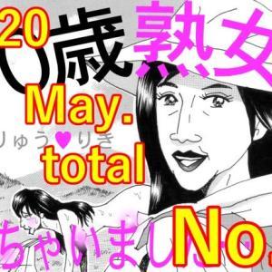 花も動物も一蹴、熟女おまんが がベスト10独占! 末尾に新しい生活様式の「お願い」あり…5月トータル