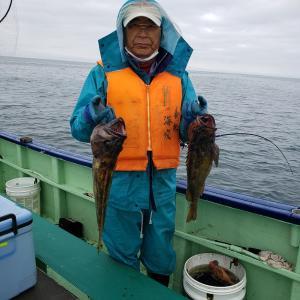 28日の釣行