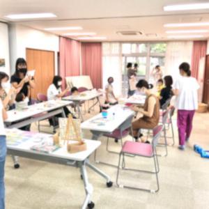須磨区の子育て応援サークル「りすっこママ」に行ってきました!!