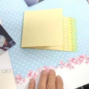 アルバムにみんなで隠しページを作って、写真の収納枚数をアップした