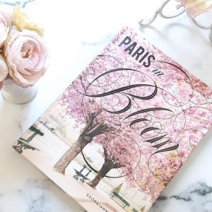 パリ気分に浸れるお花の本♡