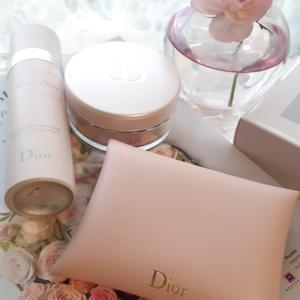 Diorの新しいノベルティ♡