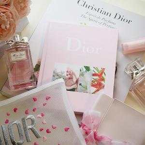 雑誌Oggiの付録 Diorのノート♡