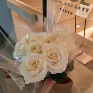 ユニクロのお花♡