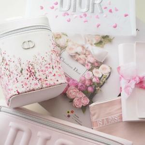 Miss Diorのノベルティ♡