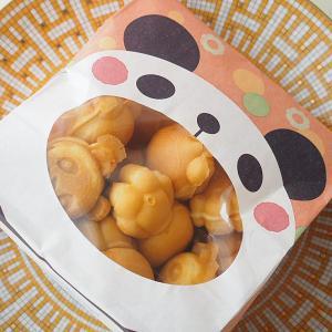 上野マルイでパンダ焼き♡