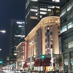 夜の日本橋♡