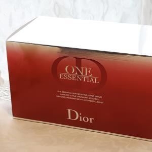Diorのワンエッセンシャルセラムコフレ♡