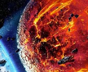 もしも地球がどこかの惑星と衝突したら・・・