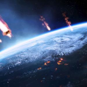 なんで地球って昔は隕石ガンガンぶつかってたのに…