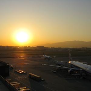 【タイムトラベル】空港物語2008年11月13日