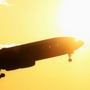 【飛行機写真の魅力003】日輪