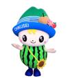 ちっくん/茨城県筑西市のマスコットキャラクター