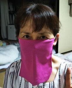 スポーツ用のマスク
