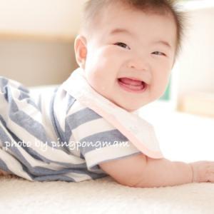 ママの「伝えたい」に気付いた赤ちゃんの極上の笑顔に胸キュンでした♡
