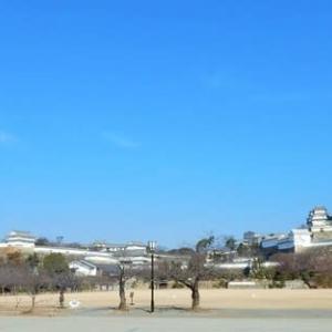 姫路城をてくてく