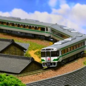 万能気動車!JR四国キハ185系