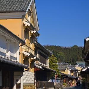 魅力的な愛媛県南予地方の町並み