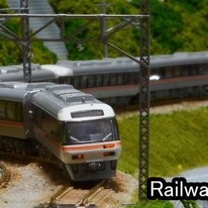 思わず手が止まる鉄道模型の動画とは