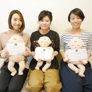 2月10日 初級ベビーマッサージ講座開催します!