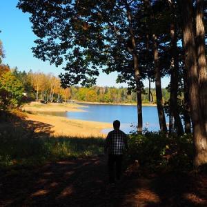 2020 北海道の旅 その4 朱鞠内湖畔キャンプ場