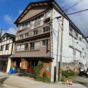 蔵王へ その2(吉田屋旅館)