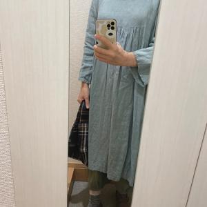 パン屋さんと今日の服