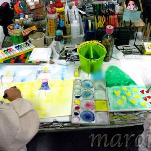三次市/美術造形教室ー個別指導・春期/幼小中高受験生大人クラス募集中/「学びたい」を応援します。