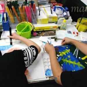 三次市/美術造形教室ー個別指導・春期/幼小中高受験生大人クラス募集中/「学びたい」を応援します!