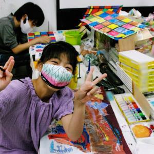 三次市/美術造形教室ー新学期情報【木曜・金曜・土曜】中高・子どもクラスご入会ありがとうございます