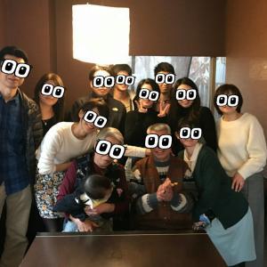 日本一時帰国(*^^*)傘寿のお祝い