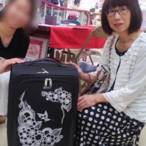夢解読_φ(・_・【スーツケースを忘れた】