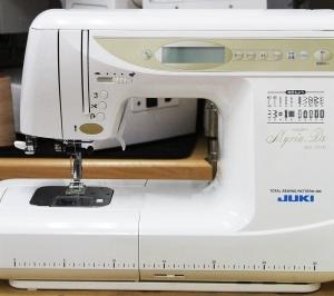 JUKI HZL-T8100 New Myria.Dx  JUKI ニュー ミューリア DX モーター音はするが動かない