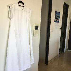 レッスン着の制作