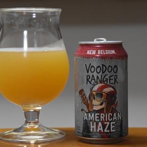 New Belgium VOODOO RANGER AMERICAN HAZE IPA