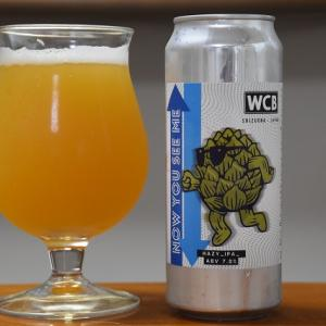 WEST COAST BREWING NOW YOU SEE ME