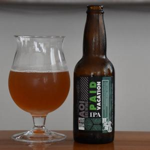 AOI Brewing PAID VACATION IPA