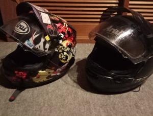 ヘルメット新調