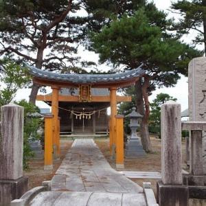 阿賀野市駒林 石動神社