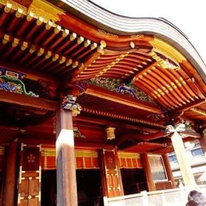 管理人の旅日記74(赤坂離宮・湯島天神2)