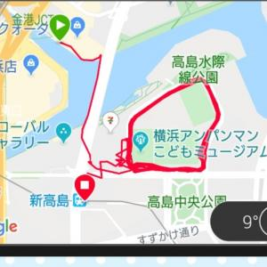 10kぺー走@APMでPB更新☆