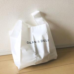 奥の手で入手!DEAN&DELUCAのエコバッグ